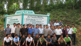 Visit to Quang Son Forest - Meaningful trip of village patriarchs